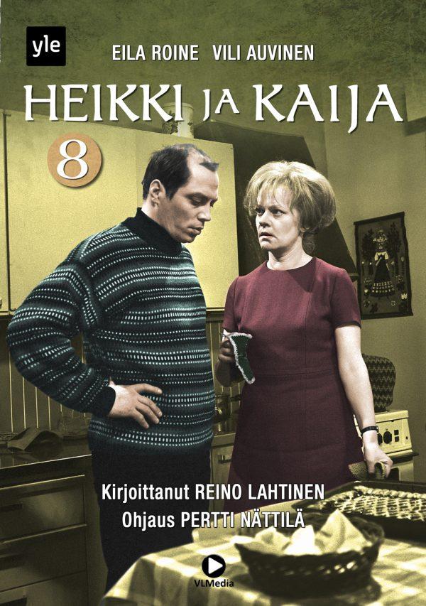 Heikki ja Kaija DVD-boksi