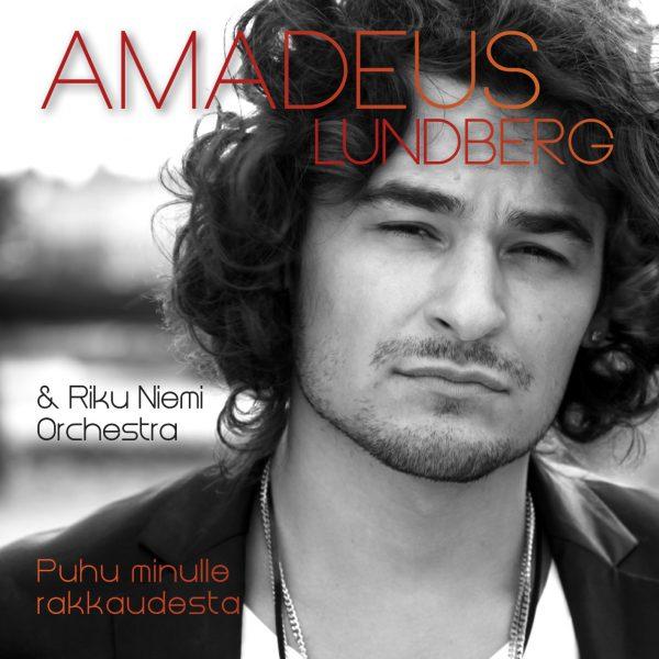 Amadeus Lundberg - Puhu minulle rakkaudesta